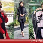 محیا فتحی   بازیگر و مدل خانم اینستاگرام